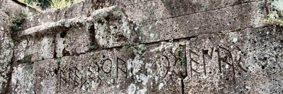 Una experiencia única entre arqueología e historia
